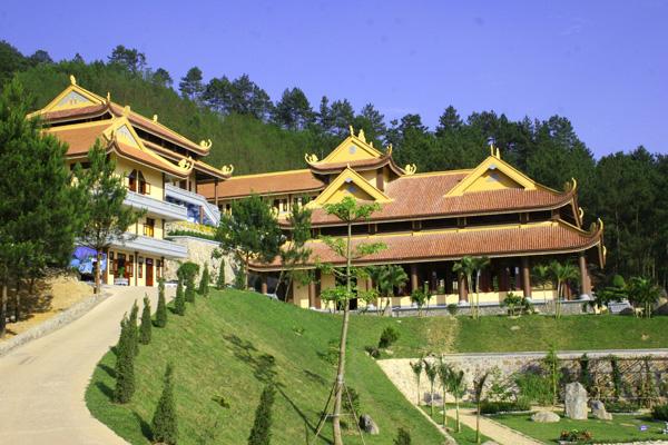 Kết quả hình ảnh cho Thiền Viện Trúc Lâm